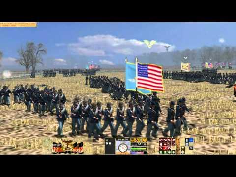 Scourge of War: Battle of Pea Ridge (March 8th 1862)