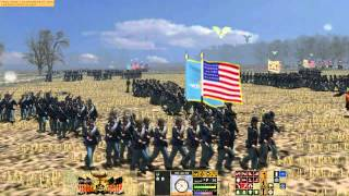 Scourge of War: Battle of Pea Ridge (March 8th 1862)