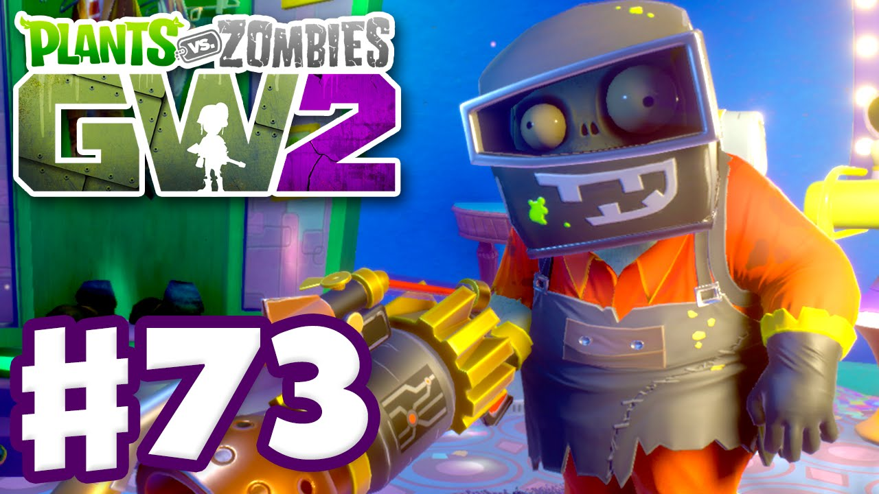 Plants Vs Zombies Garden Warfare 2 Gameplay Part 73 Welder Pc Youtube