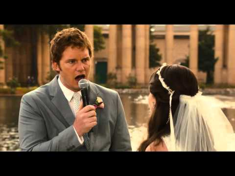 Chris Pratt  Cucurrucucu Paloma Five Years Engagement