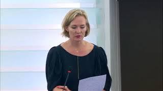 Marietje Schaake Plenary intervention on Women´s rights defenders in Saudi Arabia