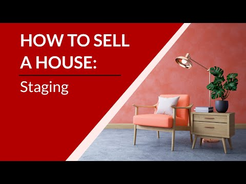 11 Ways to Stage Your House So It Will Sell