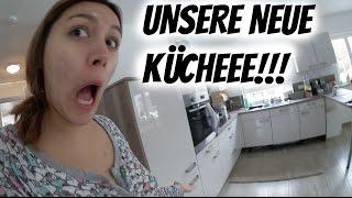UNSERE NEUE  KÜCHELE!!! 😱 | AnKat