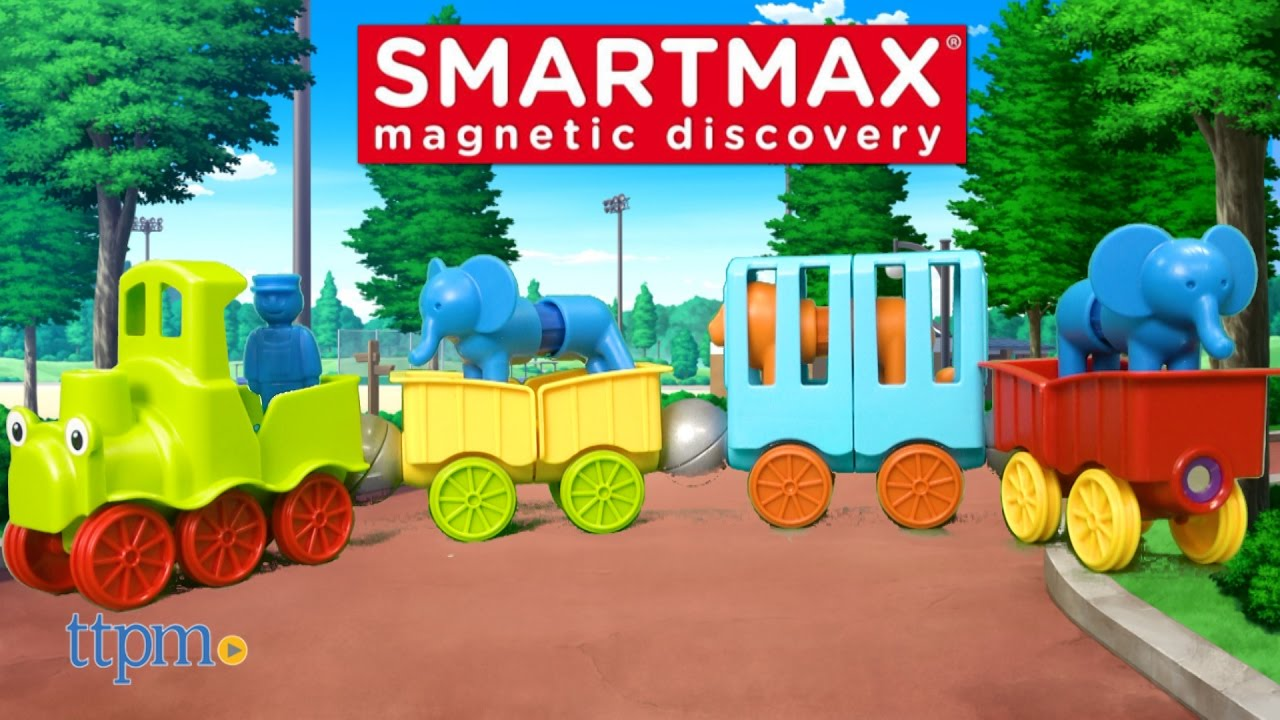 Smartmax My First Animal Train From Smart Toys And Games
