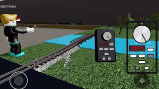 CSX #531 DCC-Zug auf ROBLOX