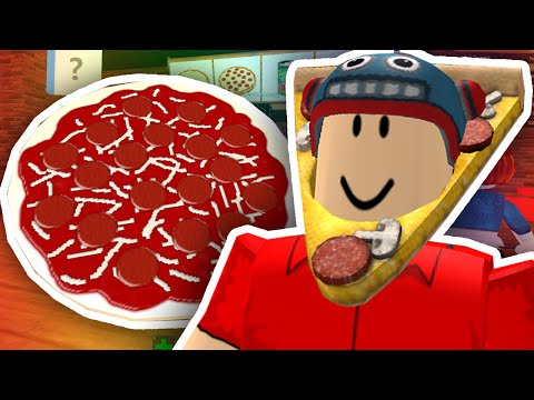 Thumbnail: WORKING AT A PIZZA PLACE!! | Roblox