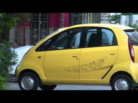 Tata Nano is beautiful low price Car in India