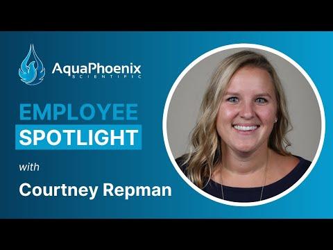 Employee Spotlight: Courtney Repman