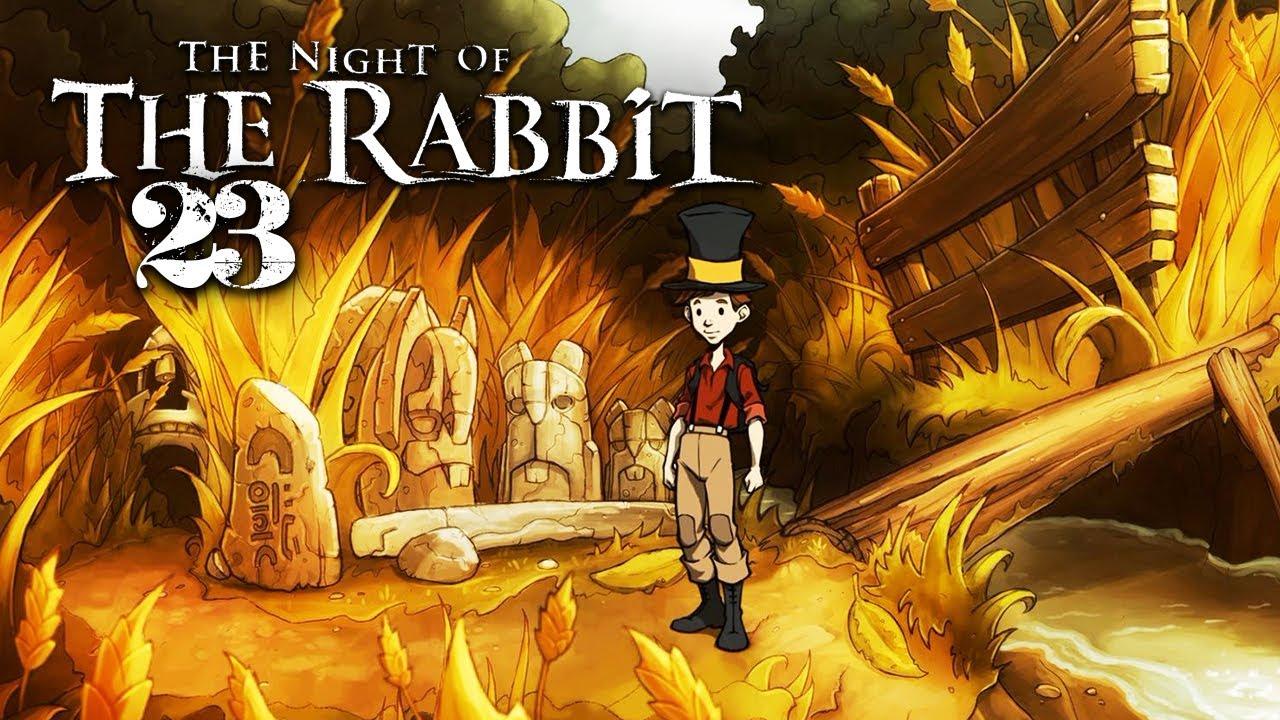 The Night Of The Rabbit Hd 023 Der Felsenflüsterer Youtube