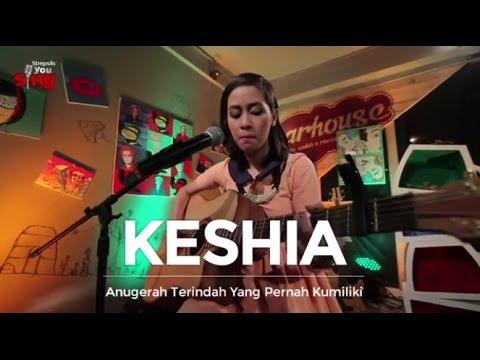 Strepsils Yousing Contest - Keshia (Anugerah Terindah Yang Pernah Ku Miliki - Sheila on 7 Cover)