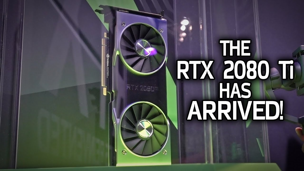Everything you need to know about Nvidia's GeForce RTX 2080, RTX 2080 Ti, and RTX 2070