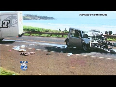 Family of victims in deadly Kauai crash question: