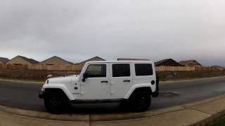 Jeep Wrangler Arctic 2012 Videos