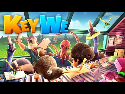 KeyWe é adiado no PlayStation e Xbox; novo trailer - PSX Brasil