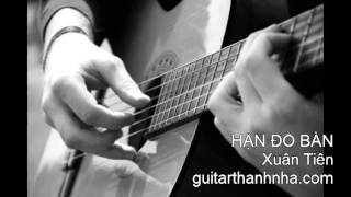 HẬN ĐỒ BÀN - Guitar Solo, Arr. Thanh Nhã