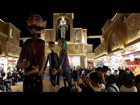 Global Village UAE Dubai Irany culture