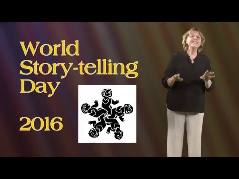 It's World Storytelling Day, 2016! Practice your English with 6 YouTube teachers