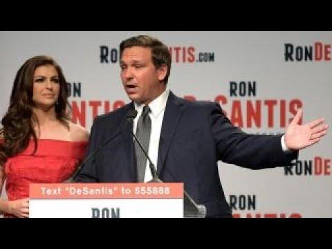 Ron DeSantis wins Florida's GOP gubernatorial primary
