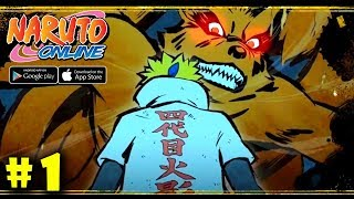 Naruto Online Mobile #1 - Tencent Official Released Gameplay (Android/IOS)