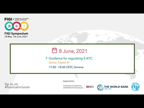 FIGI-2021 | Guidance for regulating E-KYC