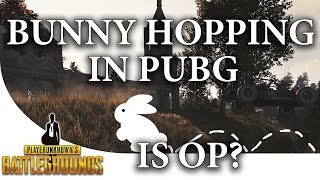 How to Bunnyhop in PUBG mobile