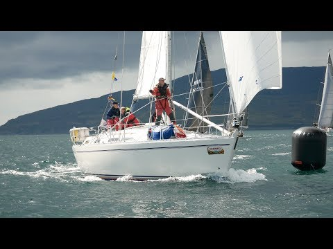 West Highland Yachting Week 2017 - Day 1