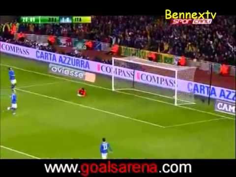 Top 10 Goals of Robinho I by Bennextv