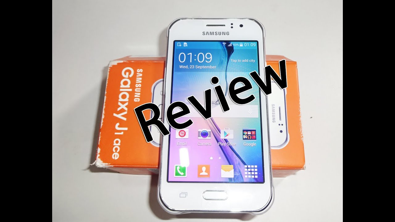 Samsung Galaxy J1 Ace 4G Review