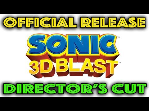 Sonic 3D Director's Cut Official Release! - Steam Workshop