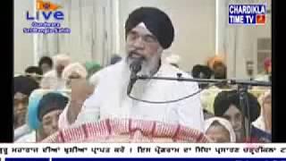 Gyani Baljit Singh Ji ll Live Katha Gurdwara Bangla Sahib