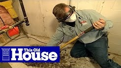 How to Install a Sump Pump | This Old House