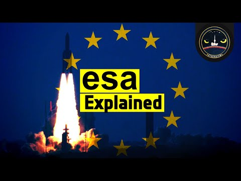 The European Space Agency Explained