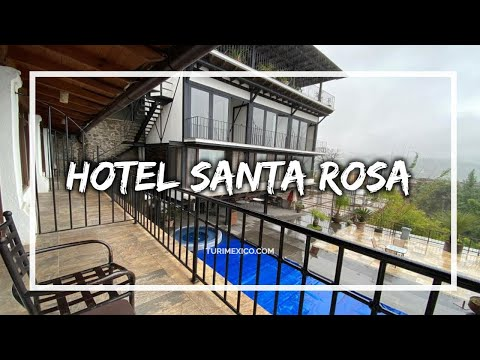 Hotel Santa Rosa en Valle de Bravo
