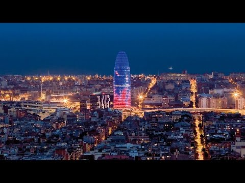 0 - Sightseeing In Barcelona - Famous Tourist Sights and Attractions