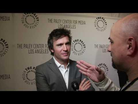 Jack Davenport interview for Flash Forward at the Paleyfest TV Festival 2010