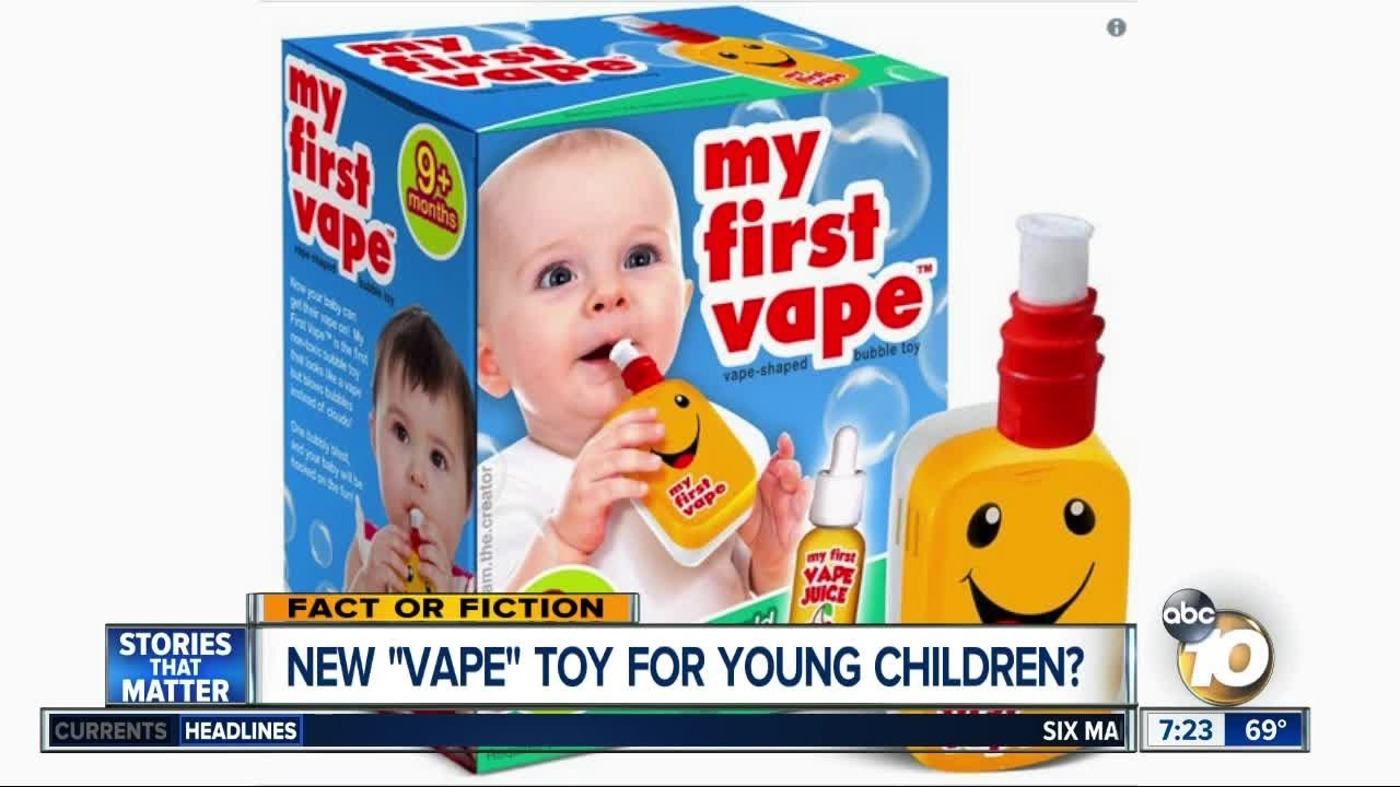 new vape toy for babies youtube