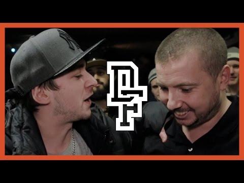 PEDRO VS OSHEA | Don't Flop Rap Battle