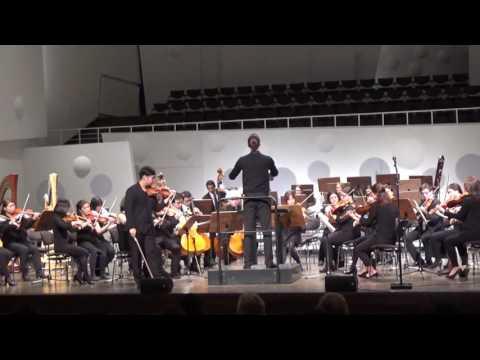 Mozart A Dur Violin Konzert