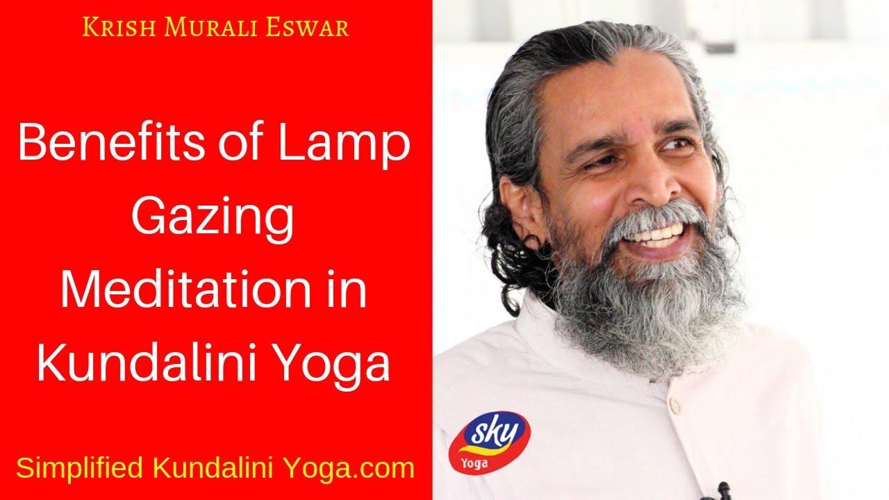 Benefits of Lamp Gazing Meditation in Kundalini Yoga