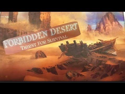 Forbidden Desert - Overview