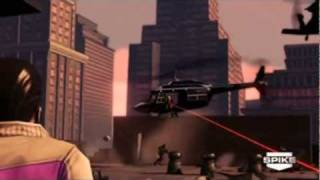 Saints Row: The Third - Update 17 - GTTV Showing Exclusive Footage of Saints Row The Third