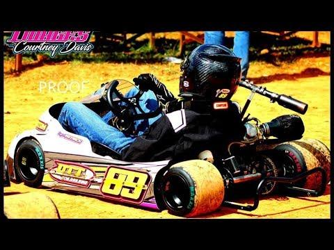 Talladega fall classic kart race