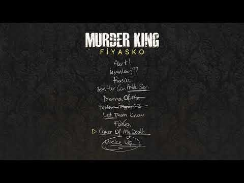 Murder King - Cause of My Death (Official Audio)