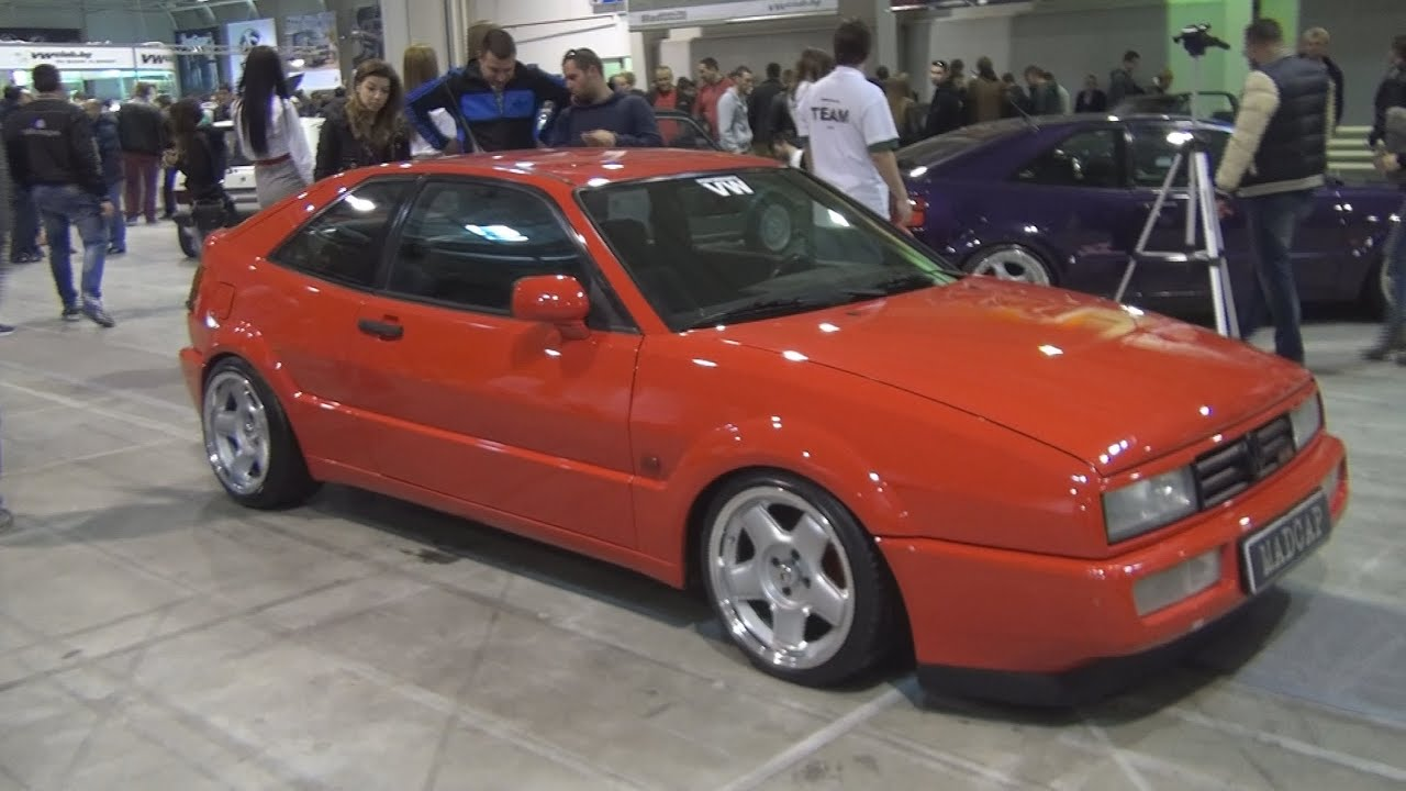 Volkswagen Corrado (1991) Exterior and Interior in 3D - YouTube
