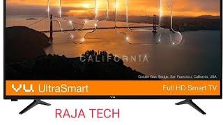 Vu Ultra Smart 100cm (40 inch) Full HD LED Smart TV