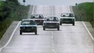 BMW 3 Series 1975 Driving und Testing