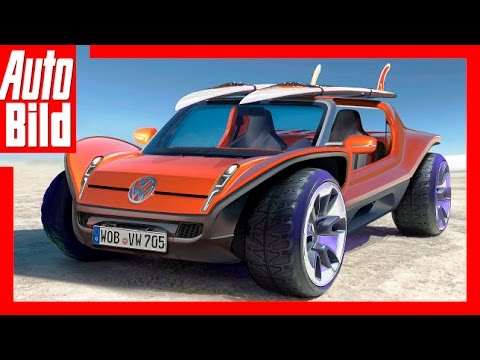 Retroshow Meyers Manx Buggy - Comeback / Oldtimer / Nachfolger