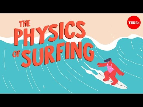 Video image: The physics of surfing - Nick Pizzo
