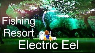 Let's Play: Fishing Resort Wii, Electric Eel