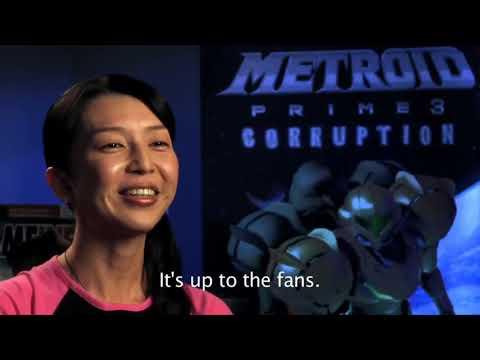 Metroid Prime Trilogy - Developer's Voice